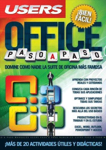 Book Cover: Office Paso a Paso