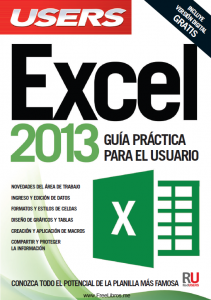 Book Cover: Excel 2013