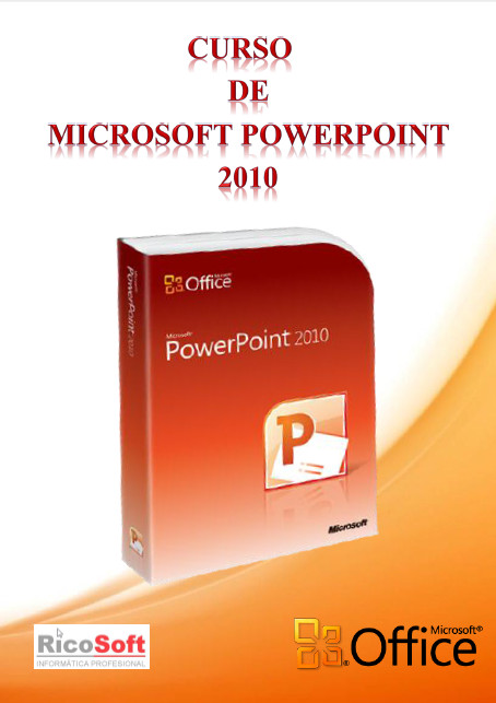 Book Cover: Curso de PowerPoint 2010
